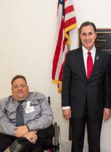 DPC Board Member Andrew Conkling and Alabama Representative Gary Palmer
