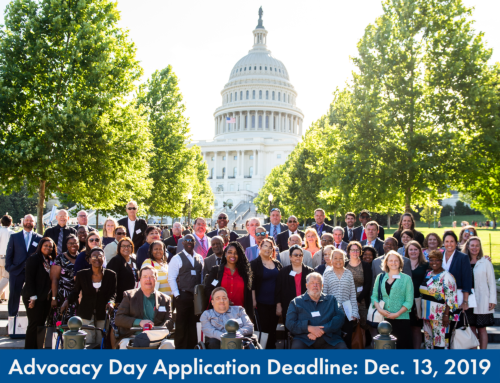 DPC's Advocacy Day Application is OPEN! Apply by December 13, 2019