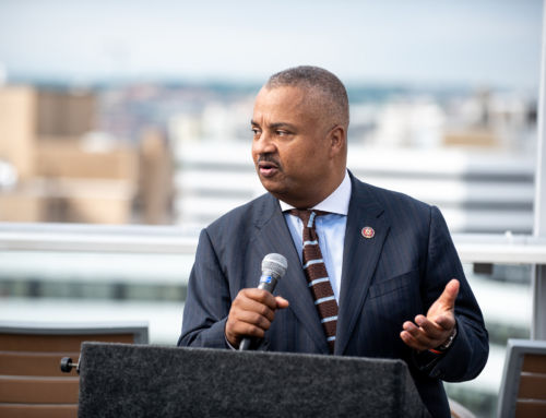 Congressman Donald Payne Jr. Advocates for Dialysis Patients