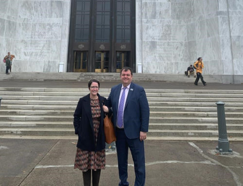 DPC Meets with Oregon State Legislatures to Protect Patient Care
