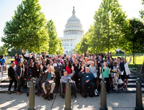 DPC's Annual Advocacy Day Application is Now Open! Apply by April 9, 2021